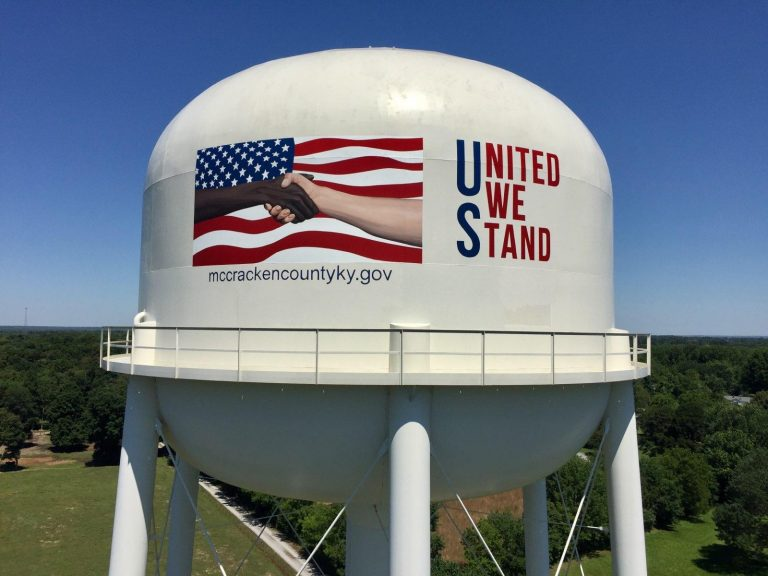 McCracken County United We Stand Tower